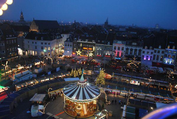 Kerstmarkten Maastricht