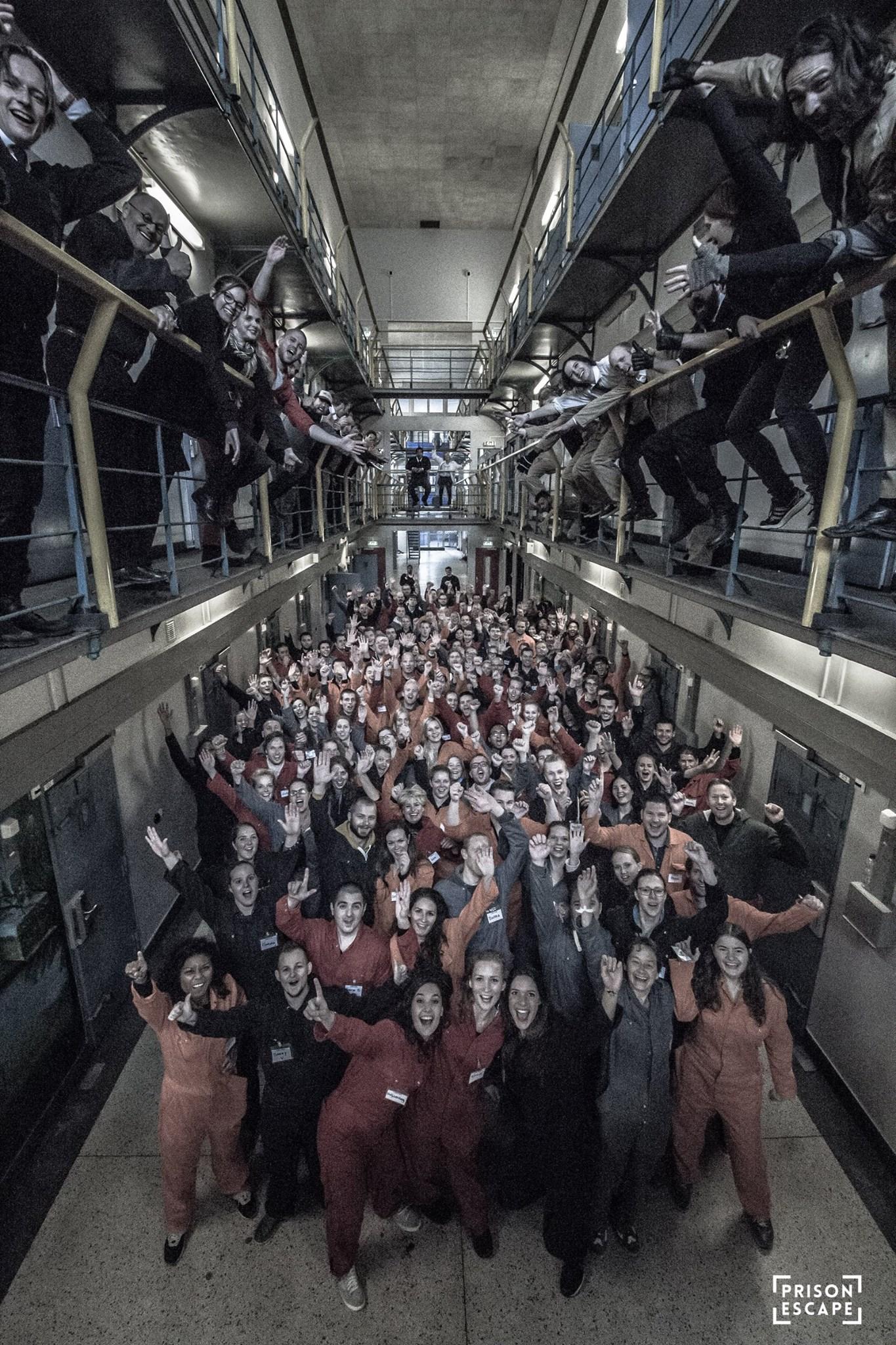 Prison Escape Rotterdam