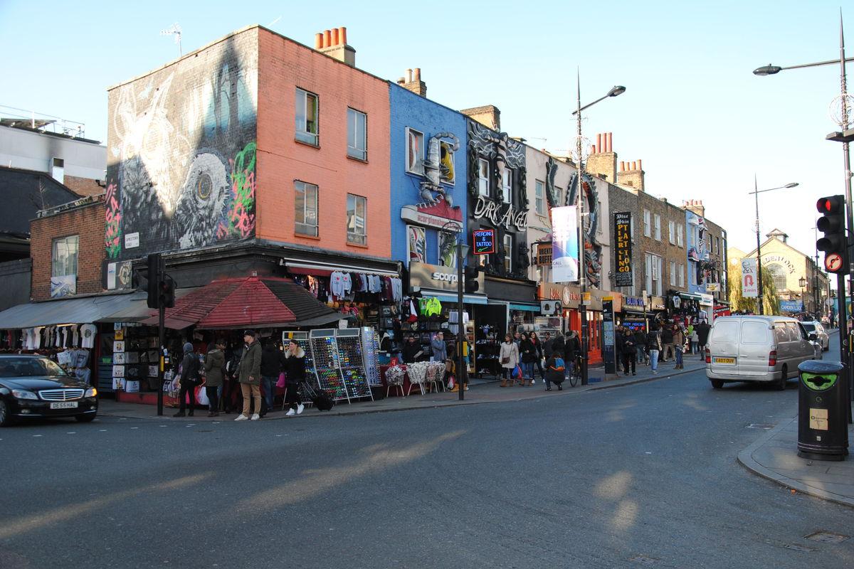 Camden-Town-Londen Ensannereist - Reisblog Ensanne - Sanne BakkerDSC_0328