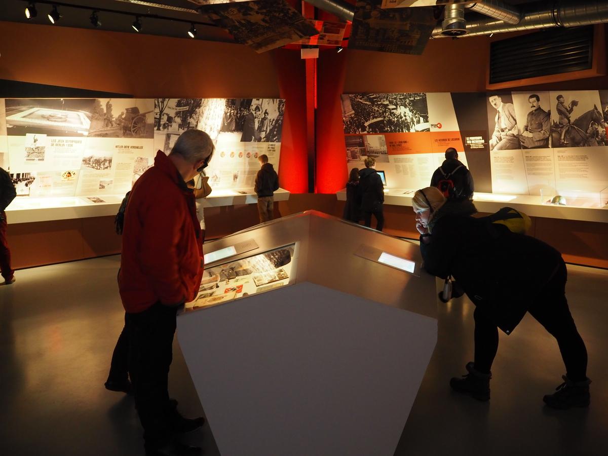 Bastogne War MuseumP2100081