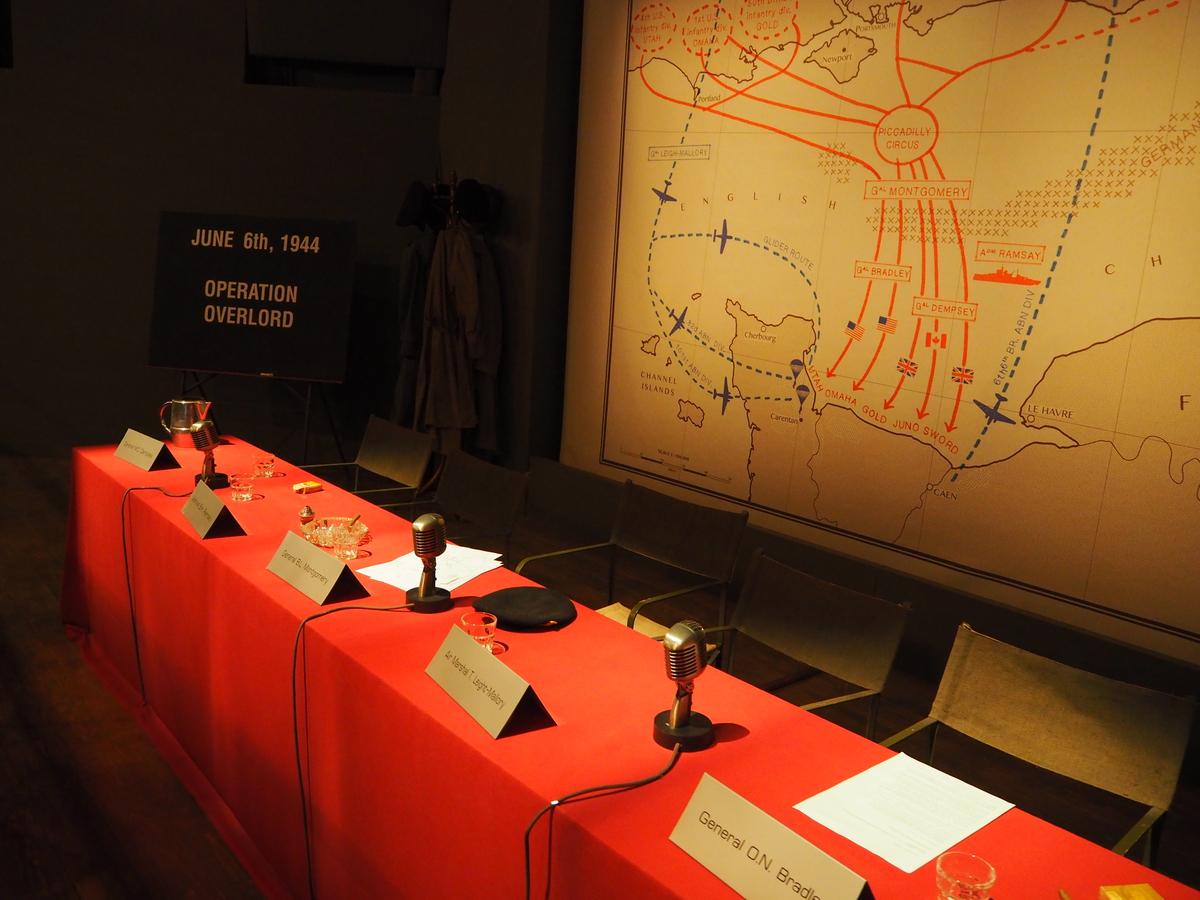 Bastogne War MuseumP2100087