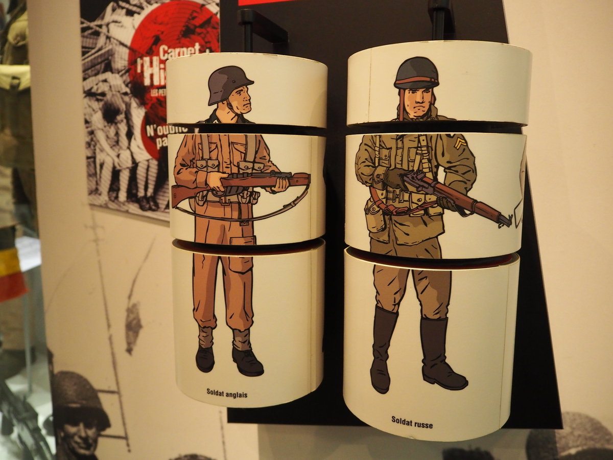 Bastogne War MuseumP2100099