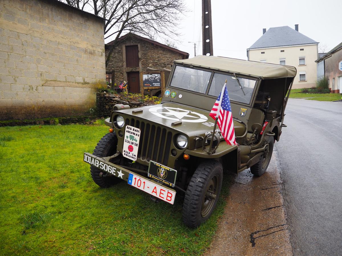 Bastenaken Bastogne Battlefield Tour