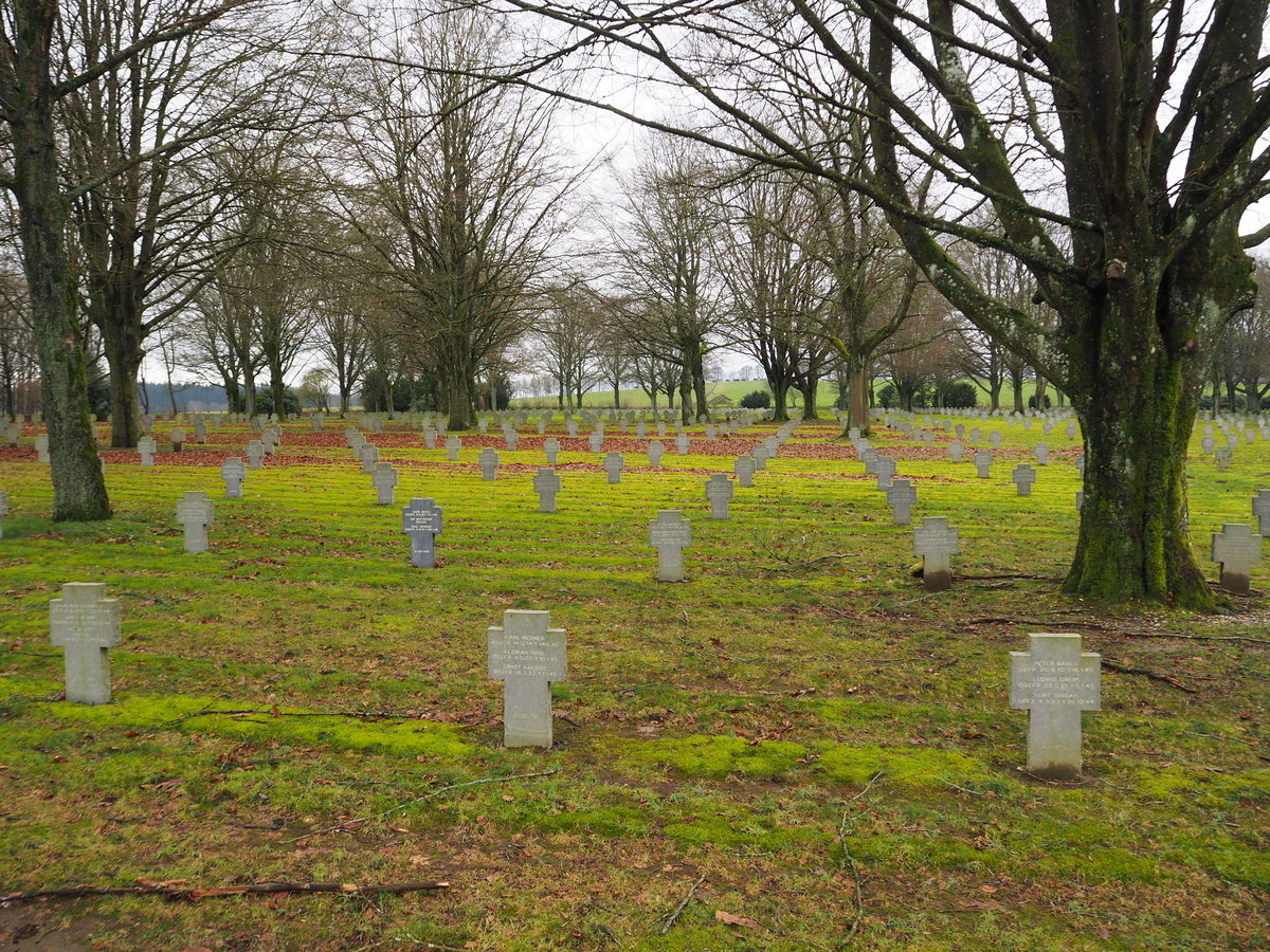 Bastogne Battlefield TourP2110374