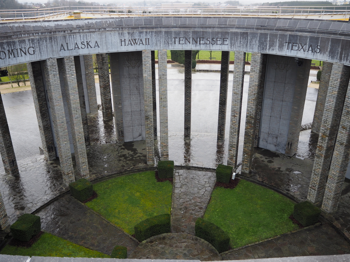Mardasson Memorial Bastogne BastenakenP2100154