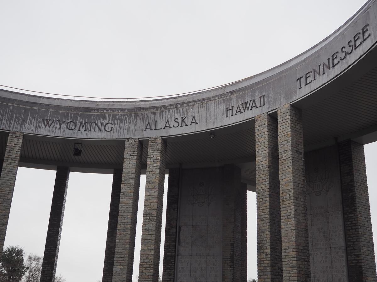 Mardasson Memorial Bastogne BastenakenP2100179