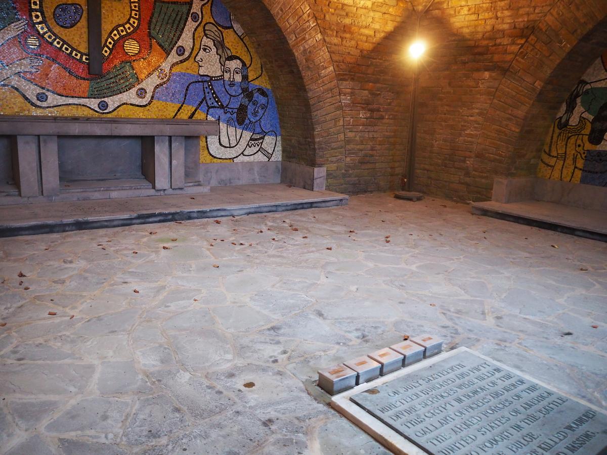 Mardasson Memorial Bastogne BastenakenP2100194