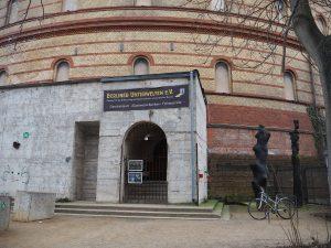 Schuilbunker in Berlijn