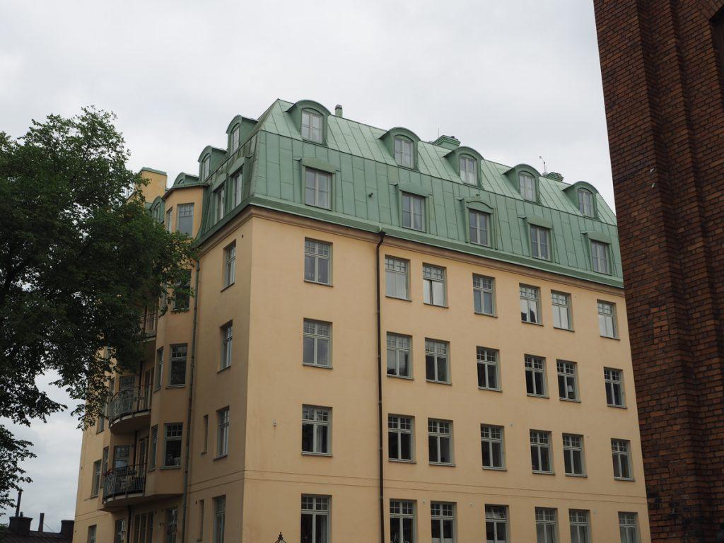 Stieg Larssson Millennium Tour Stockholm