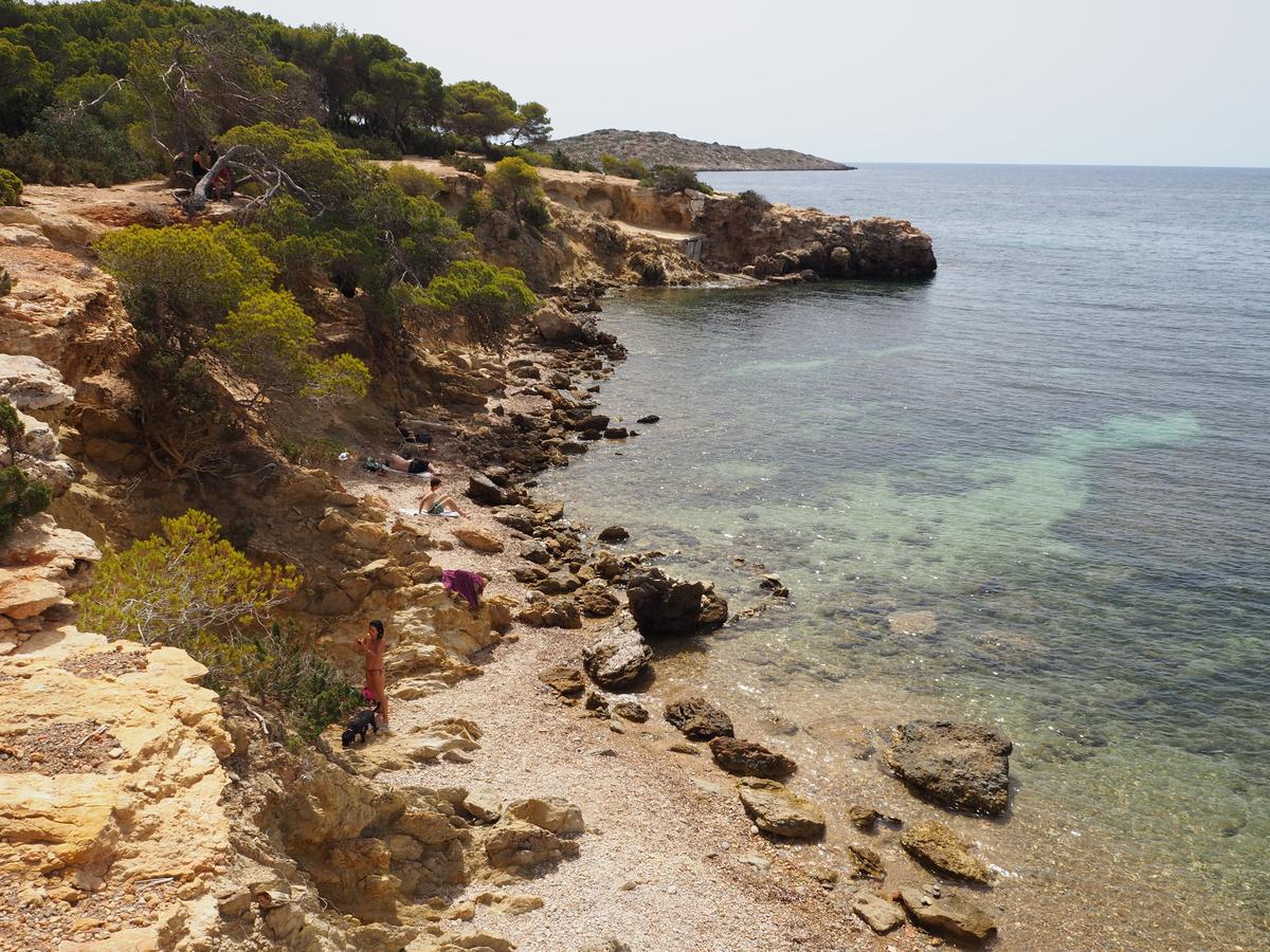 Stranden Baaien IbizaP7200860