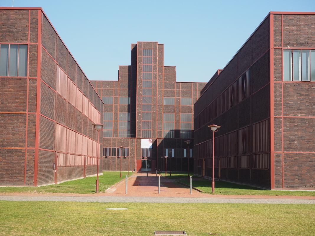 Zeche Zollverein Essen Unesco HeritageP9101969