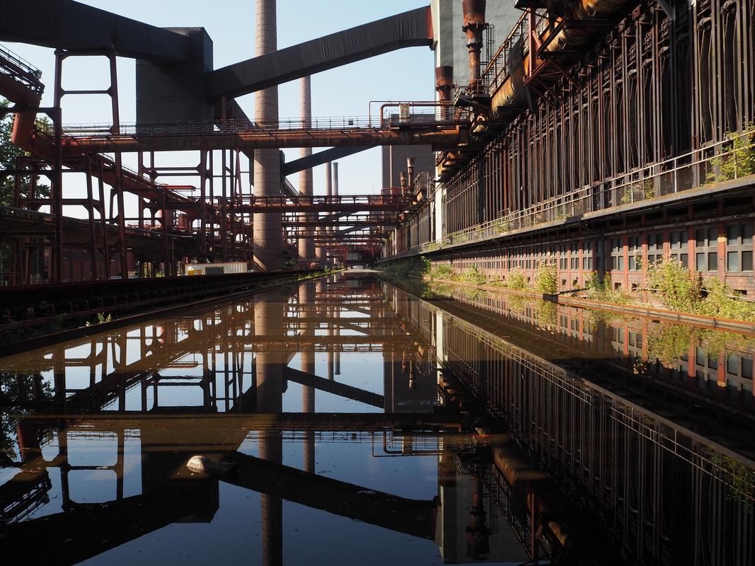 Zeche Zollverein Essen Unesco HeritageP9101984