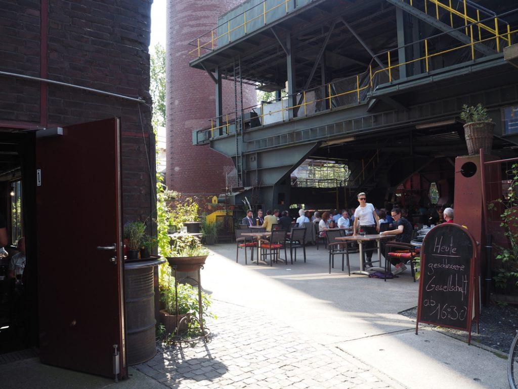 Zeche Zollverein Essen Unesco Heritage
