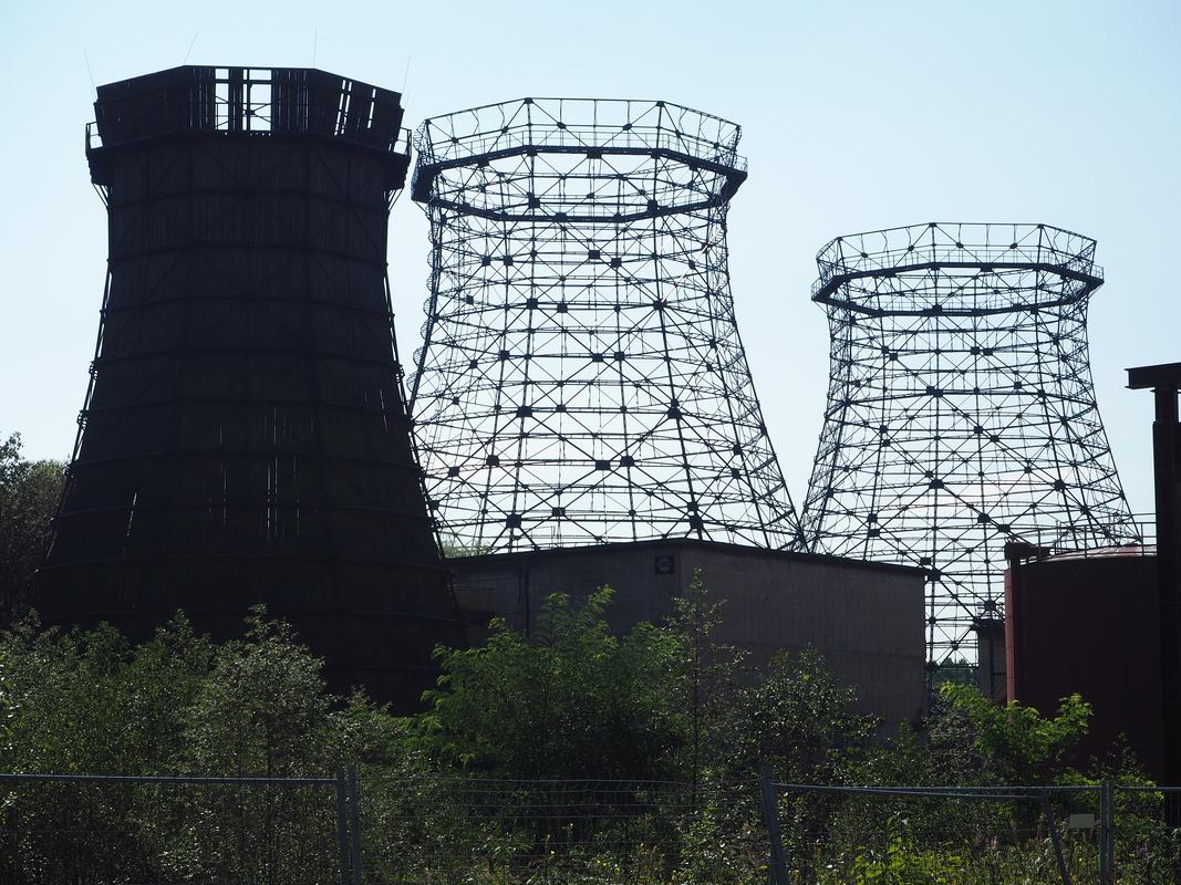 Zeche Zollverein Essen Unesco HeritageP9102013