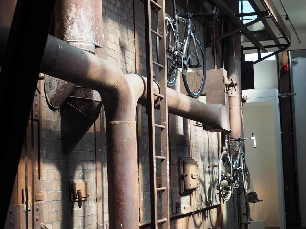 Zeche Zollverein Essen Unesco HeritageP9102054