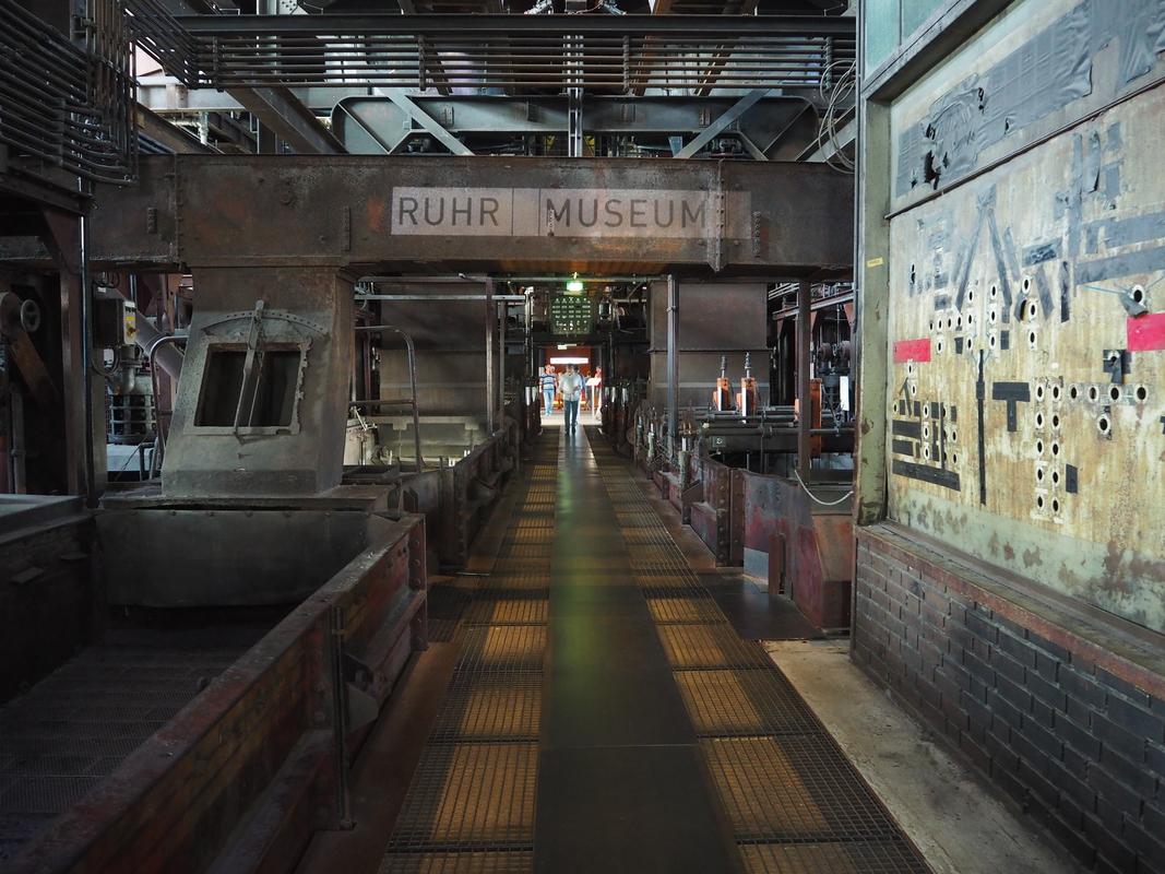 Zeche Zollverein Essen Unesco HeritageP9102097