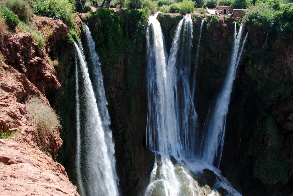 Ouzoud_watervallen_Marokko