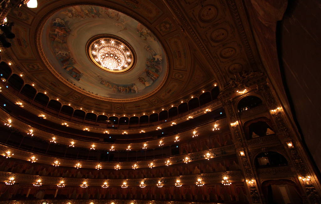 Teatre Colon BA