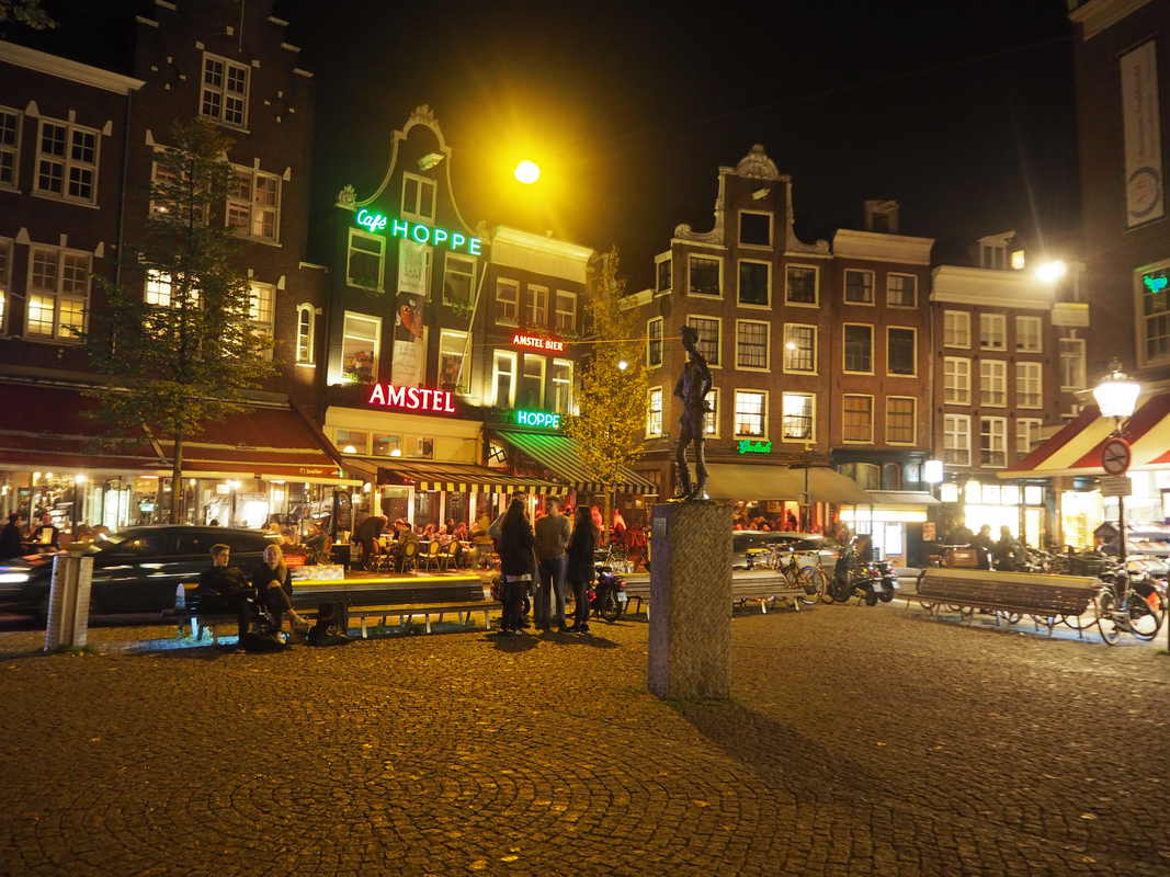 Amsterdam by night PB033921