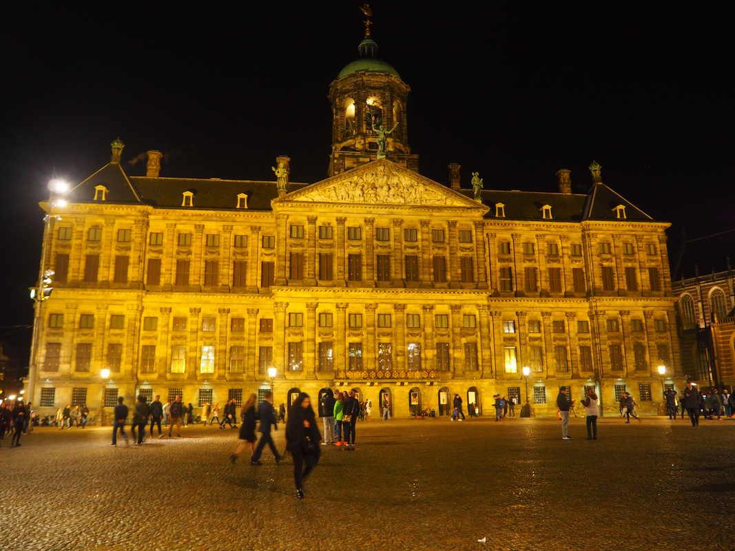 Amsterdam by night PB033957