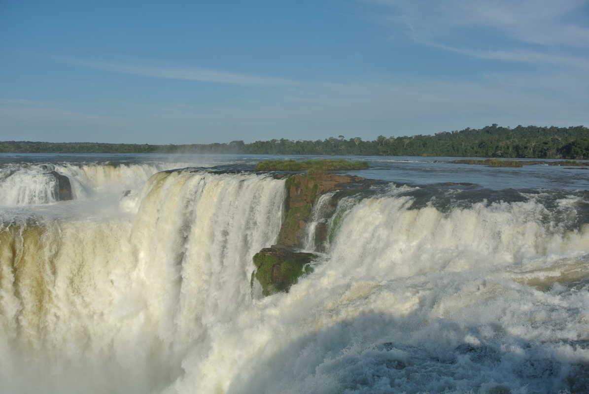 ensannereist.nl Iguazu Argentinie