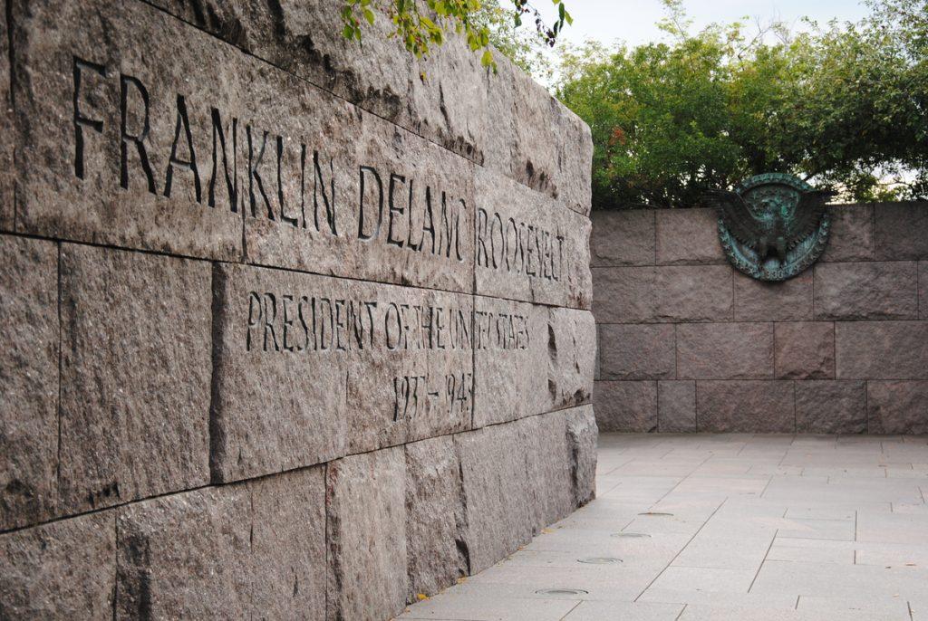 Monumenten the Mall Washington
