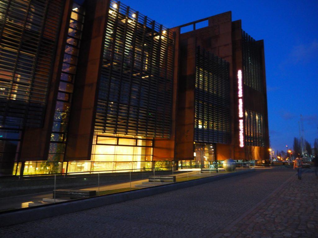 Europees Solidariteitscentrum in Gdańsk
