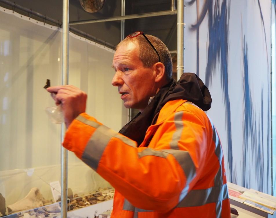 Fossielenexpeditie Maasvlakte Rotterdam P1155811