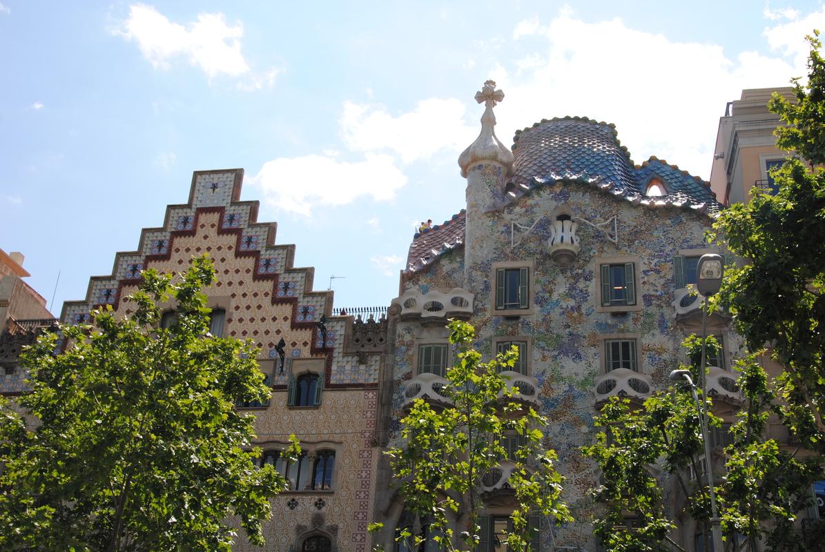 Gaudi Barcelona Dag 5 (218)