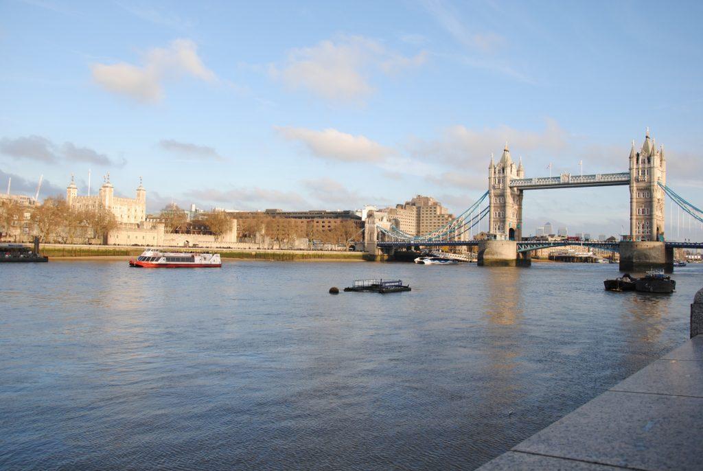 Londen ensannereist