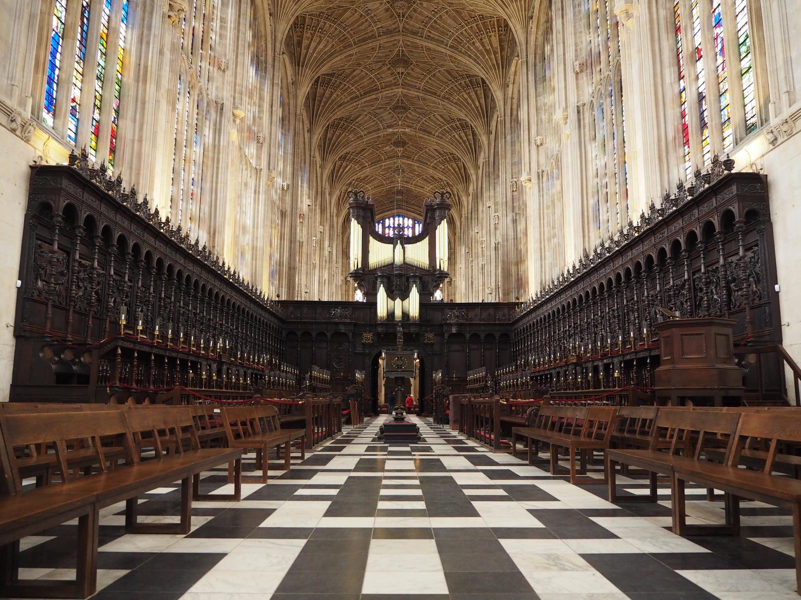 24 uur in Cambridge Wat te doen